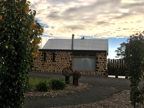Brilliant secluded location on the outskirts of Tanunda